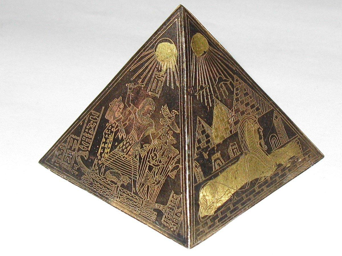 Подарок пирамида значение